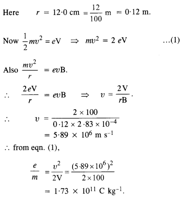 NCERT Solutions for Class 12 physics Chapter 11 Dual Nature of Radiation and Matter.36