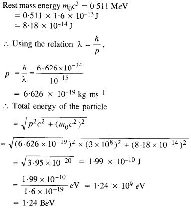 NCERT Solutions for Class 12 physics Chapter 11 Dual Nature of Radiation and Matter.58