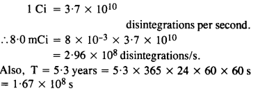 NCERT Solutions for Class 12 physics Chapter 13.10