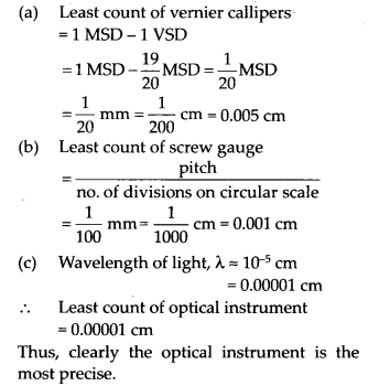 NCERT Solutions for Class 11 Physics Chapter 2 Units and Measurements 4