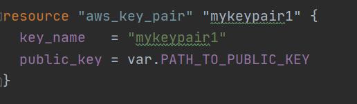 Key Pair - mytechmint