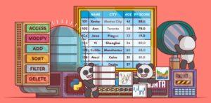 Pandas-Dataframes-myTechMint